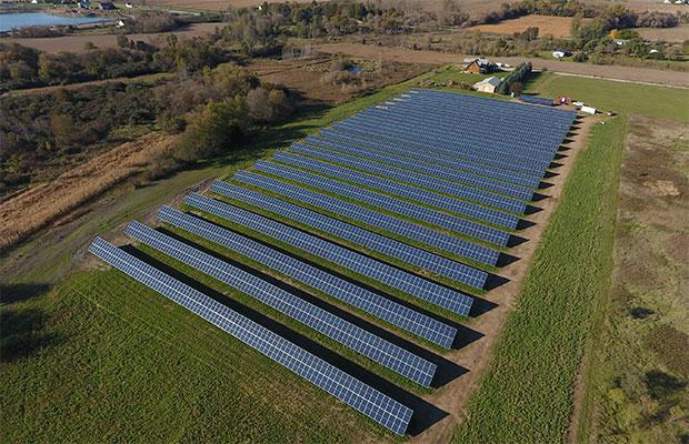 Harvest solar