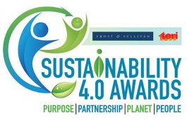 Frost & Sullivan and TERI Join Hands to Honor Sustainable Development Practices Across Sectors and Launch Sustainability 4.0 Awards 2019