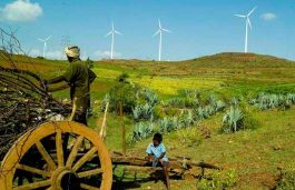 Global Warming May Cause Decline in India's Wind Power Potential: Study