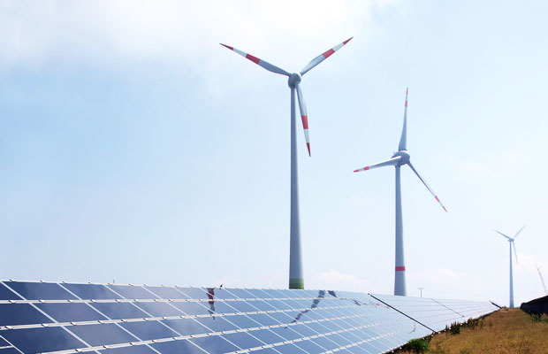 wind-solar hybrid auction