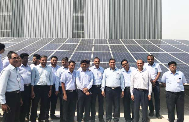 Amul Joins Hand with Waaree for Solar Rooftop