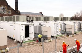 Ørsted Commissions 20 MW Battery in UK