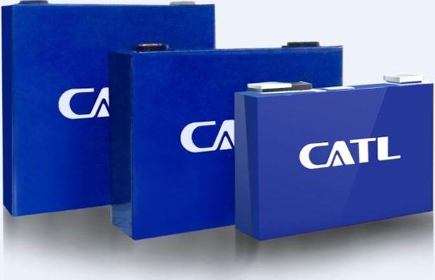 CATL Next Energy