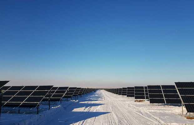 EBRD and GCF Kazakh Solar