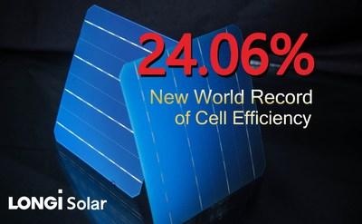 LONGi Solar Bifacial Mono-PERC Solar Cell
