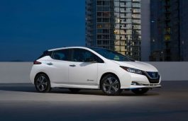 Nissan Unveils New and Improved EV Leaf e+ with 350 km Range