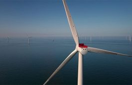 Siemens Gamesa Gets Firm Order for 376 MW Offshore Wind Project