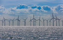 Biggest Offshore Wind Farm to Power Up this Week