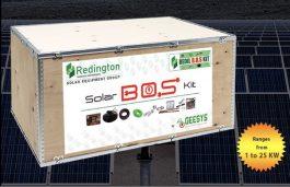 Redington Completes Supply of 11 MW of Solar PV Panels