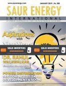 Saur Energy International Magazine January 2019