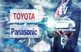 Toyota – Panasonic JV To Manufacture Electric Vehicle Batteries in 2020