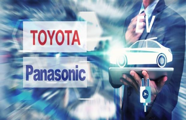 Toyota - Panasonic JV To Manufacture Electric Vehicle Batteries in 2020