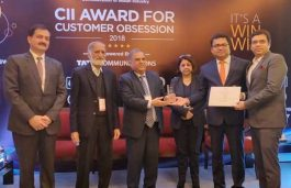 Vikram Solar Wins CII Award for Customer Obsession
