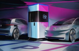 Volkswagen Will Convert its Components Plant to Develop EV Charging Stations