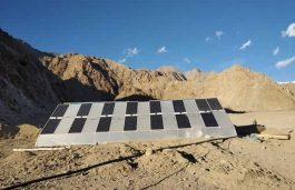 Waaree Installs Solar Plant at HIAL University in Leh