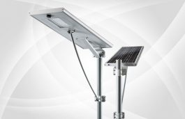 MNRE Issues Technical Specifications for 12 W White-LED based Solar Street Lighting System