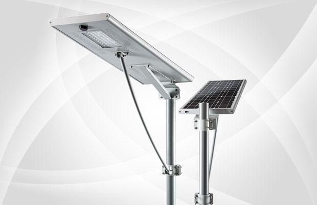 LED based Solar Street Lighting System