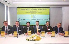 UAE's Yellow Door Energy Raises $65 Million