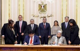 PPA For 250 MW Wind Farm Signed in Egypt