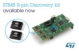 One-Board Discovery Kits from STMicroelectronics Offer Best Convenience and Value