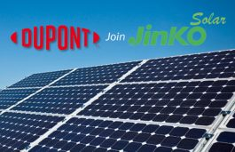 DuPont, JinkoSolar Join Forces to Launch High-Efficiency Bifacial Module with Transparent Backsheet