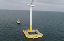 France Launches First Offshore Wind Power Project