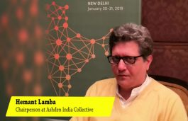 Interview with Hemant Lamba, Chairperson, Ashden India Collective