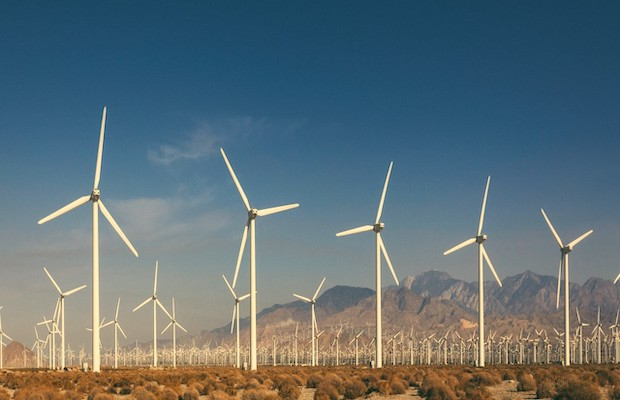 Clearway Energy 419 MW Texas Wind Farm