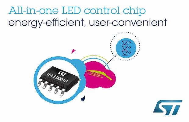 Lighting Control Chip