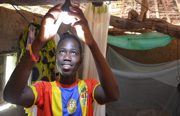 OPIC Solar Energy Transformation Fund