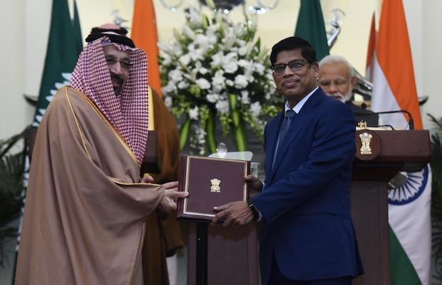 Saudi Arabia Framework Agreement ISA