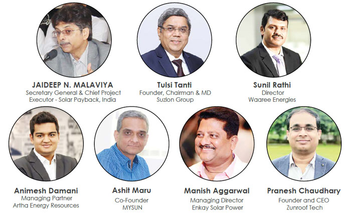 solar industry stakeholders