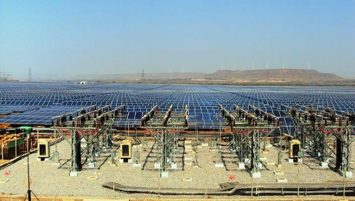 Vikram Solar 200 MW Solar Project Andhra Pradesh