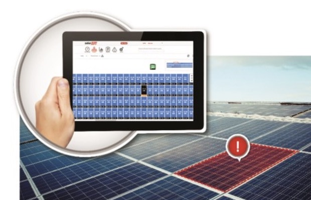 Web-Based Solar Monitoring System