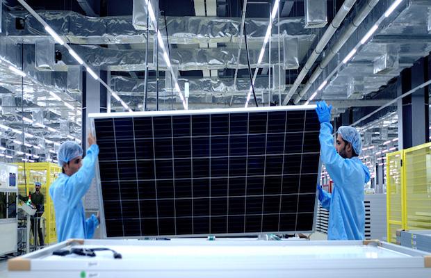 Adani Solar Panel Retailing