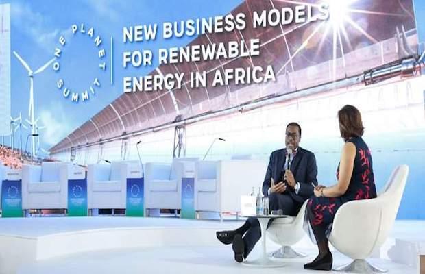 AfDB $25 Billion Climate Finance