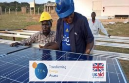 UK Augments Funding for African RE Projects by £30 million