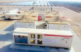 Ingeteam Supplies Storage Power Station for Dubai's Largest Solar Park