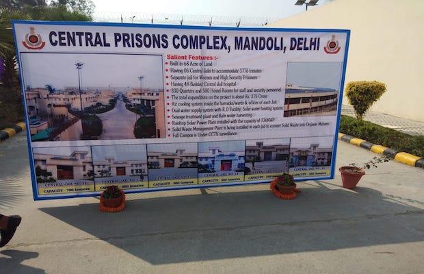 CleanMax Solar Rooftop Solar Mandoli Jail