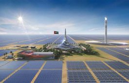 Dubai's 5GW Solar Park On Track With 3rd Phase Opening