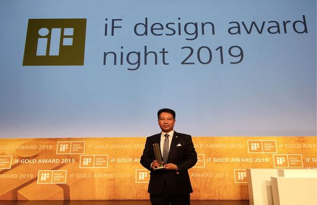 Hanergy iF Design Awards