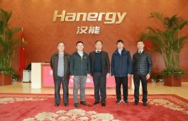 Hanergy's Thin Film Solar Panels to Assist in Antarctic Meteorology Research