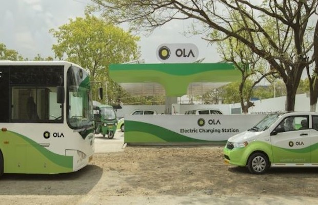 Ola Electric Mobility Plan