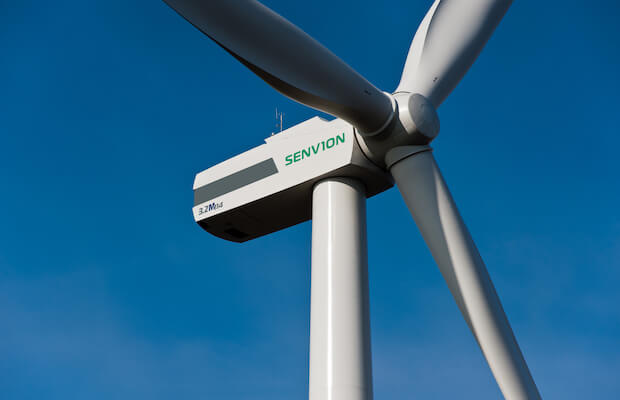 Senvion Final Merger Acquisition