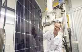 In a First: Solar Panels That Store Both Electricity and Heat