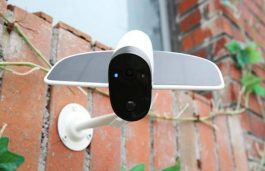 Soliom Bird S60-Outdoor Wireless Solar Home Security Camera