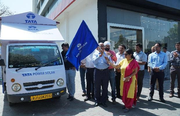 Tata Solar Power in Jaipur