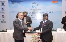 TERI Signs MoU With WAPCOS For Collaboration on Water, Power and Infrastructural Development Opportunities