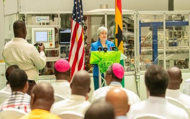 US Ghana Solar