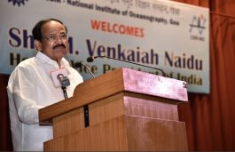 Step Up Research on Minerals and Energy From Oceans to Boost Economy : Naidu